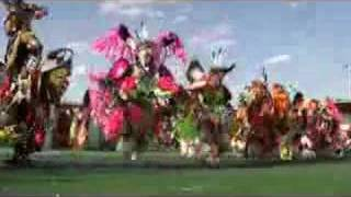 Blackfeet Indian Reservation 2007-07-13  Part 1