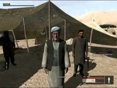 Alelo's VRP® MIL for Bohemia Interactive Simulations' VBS®3 (Demo Scenario)