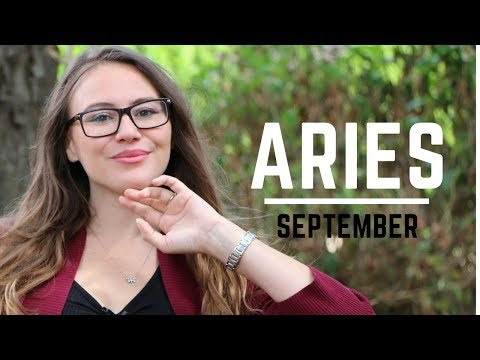 ARIES September 2017 Horoscope. NEW BIG Cycle of 2.3 Years Starts for ARIES!
