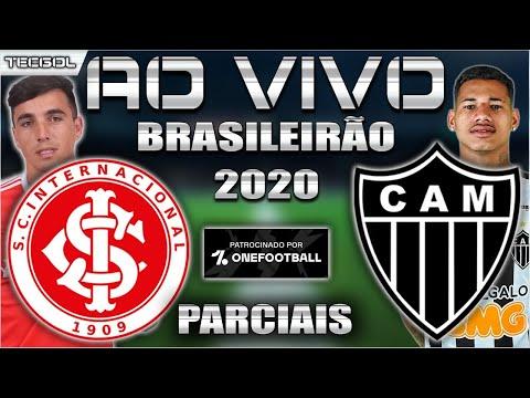 Internacional 1x0 Atlético-MG | Brasileirão 2020 | Parciais Cartola FC | 5ª Rodada | Narração