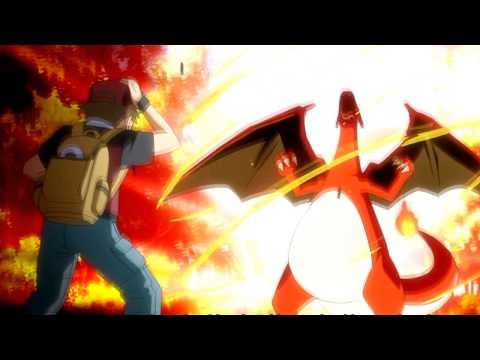 Pokemon The Origin-Red-I made it-AMV