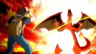 Repeat youtube video Pokemon The Origin-Red-I made it-AMV
