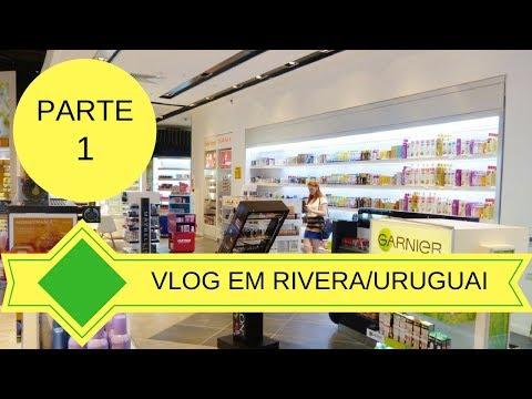 Vlog: 2 dias em Rivera/UY - PARTE 1 (tour pela Neutral Melancia Shopping)