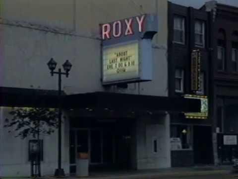 oslt buys roxy theatre 1986 youtube. Black Bedroom Furniture Sets. Home Design Ideas
