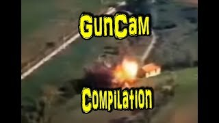 WW2 Guncam Compilation - Amazing Footage - Ground & Sea Attacks