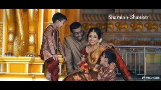 Malaysian Indian Wedding Ceremony   Sharala + Shanker