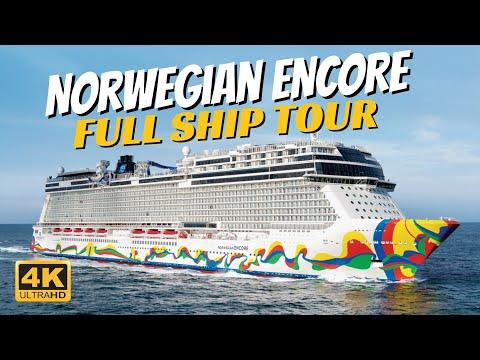 Norwegian Encore |