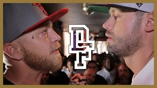 RUSTY CHAINS VS KLUTCH | Dont Flop Rap Battle