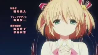 » Little Busters! Refrain リトルバスターズ!~Refrain~ OP / Opening 「Boys be Smile」