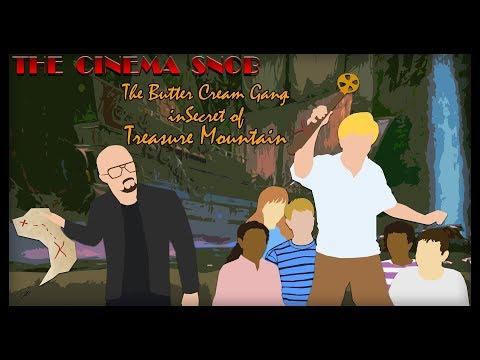 The Cinema Snob: THE BUTTERCREAM GANG IN SECRET OF TREASURE MOUNTAIN