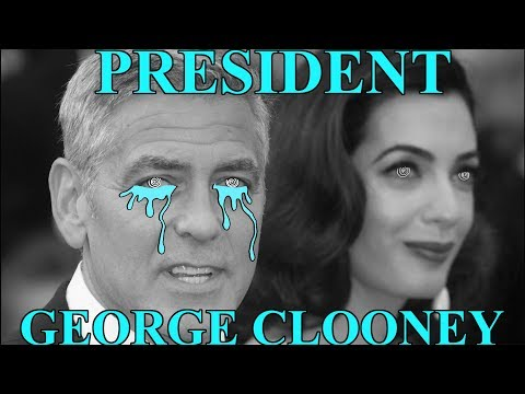 George Clooney Running for President in 2020