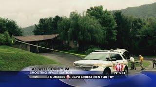 Deputies seek information on shooting in Tazewell County, VA