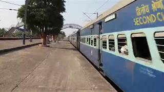Indian Railway !! super fast Train In India