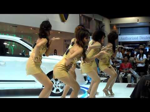 motor expo 2011 pretty cover เพลงเกาหลี