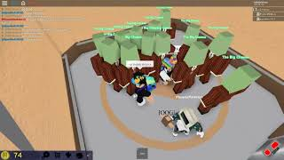 ROBLOX The Normal Elevator - Big Cheese Party