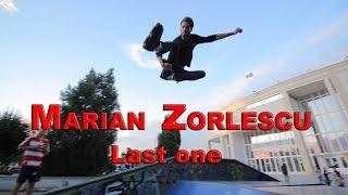 O ultima data Marian Zorlescu