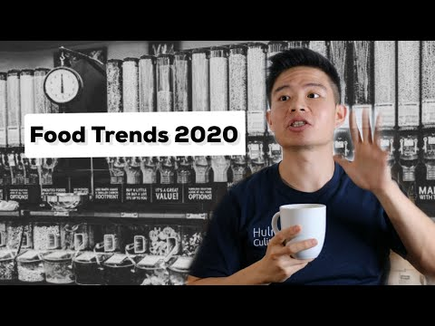 Food Trends in 2020!