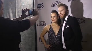 Cut to the Chase (2017): Hollywood Premiere Red Carpet