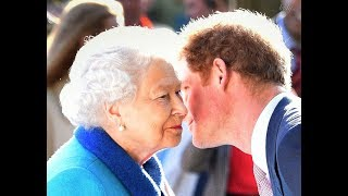 Елизавета II назначила принца Гарри на новую должность