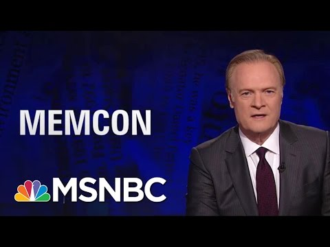 What Donald Trump Doesn't Know About The James Comey Memo   The Last Word   MSNBC
