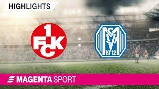 1. FC Kaiserslautern - SV Meppen | Spieltag 38, 18/19 | MAGENTA SPORT