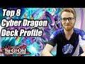 Yu-Gi-Oh! YCS Chicago Top 8 Cyber Dragon Deck Profile! Ft. Alex Mondlak!