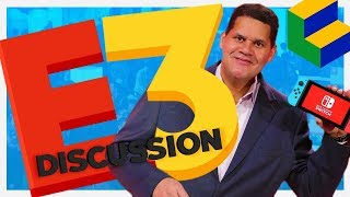 WAS IT ANY GOOD? Nintendo Direct: E3 2018 DISCUSSION!