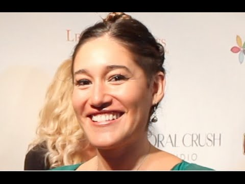 Actress Q'orianka Kilcher Interview on Young People Speaking Up & Giving Back