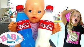 la poupee baby born sister font des blagues alicia