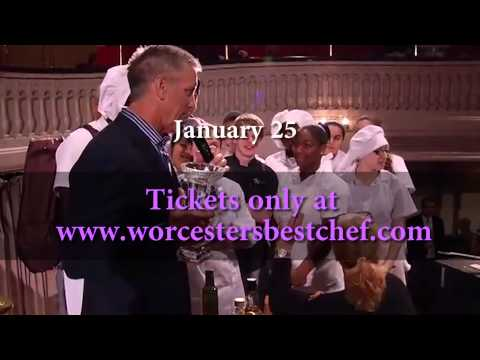 Worcesters Best Chef Sunday, January 25.. A Must Attend Event