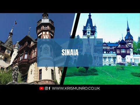 Travel Vlog : Sinaia 🇷🇴  (Romania) Trip 2018