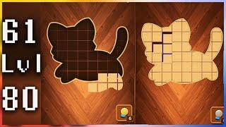 Jigsaw Wood Block Puzzle - Gameplay Walkthrough - Levels  61-80 screenshot 5