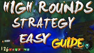 NEW Easy High Rounds Strategy On ZETSUBOU NO SHIMA Live w/Aston - Black Ops 3 Zombies