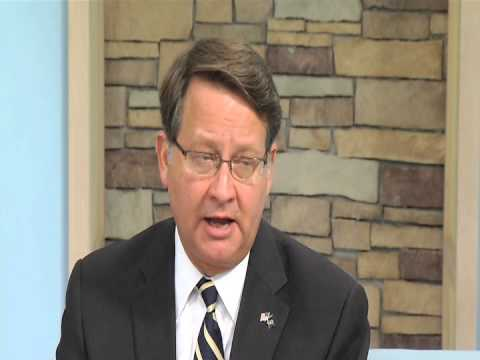 NBC 25 interview with Gary Peters, running for U.S. Senate in Michigan