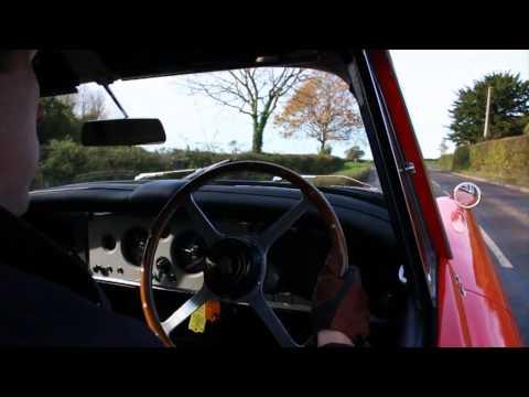 Jaguar XK150 3.8S. Review