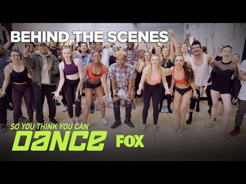 Season 15 Auditions Are Lit | Season 15 | SO YOU THINK YOU CAN DANCE