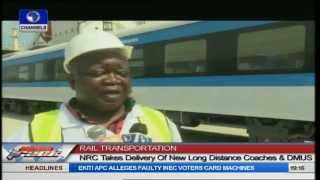 Rail Transport In Nigeria Receives Boost