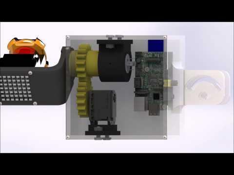 Pidar - Rotating Assembly