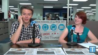 Webcast: Discussion on One Direction concert, the Puppet Festival,  and Taste of Music City event