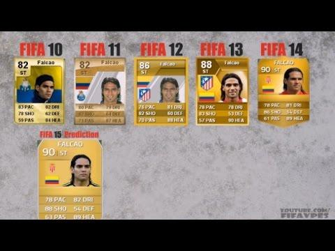 Messi Fifa 14 Card FIFA 15 - Radamel Falc...