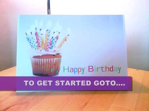 Printable Birthday Cards In Under Seconds
