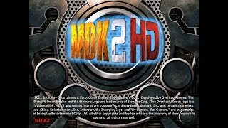 MDK 2 HD: Intro & Opening Cutscenes