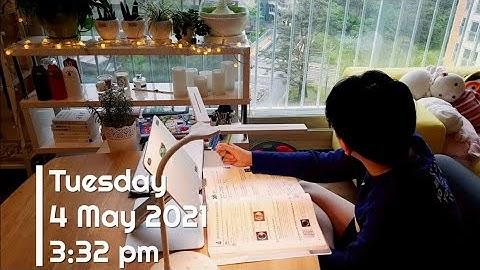 study with me | 실시간 공부영상 |  rain sounds ASMR | 자기주도학습 | 토론