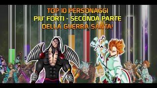 Download lagu TOP 10 PERSONAGGI PIU' POTENTI NANATSU NO TAIZAI Post - Seconda metà Guerra Santa ITA HD