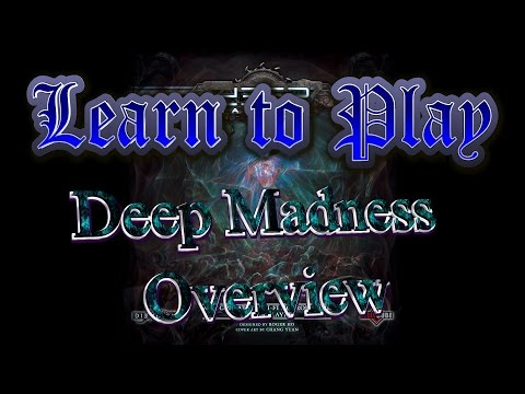 Learn to Play Deep Madness overview
