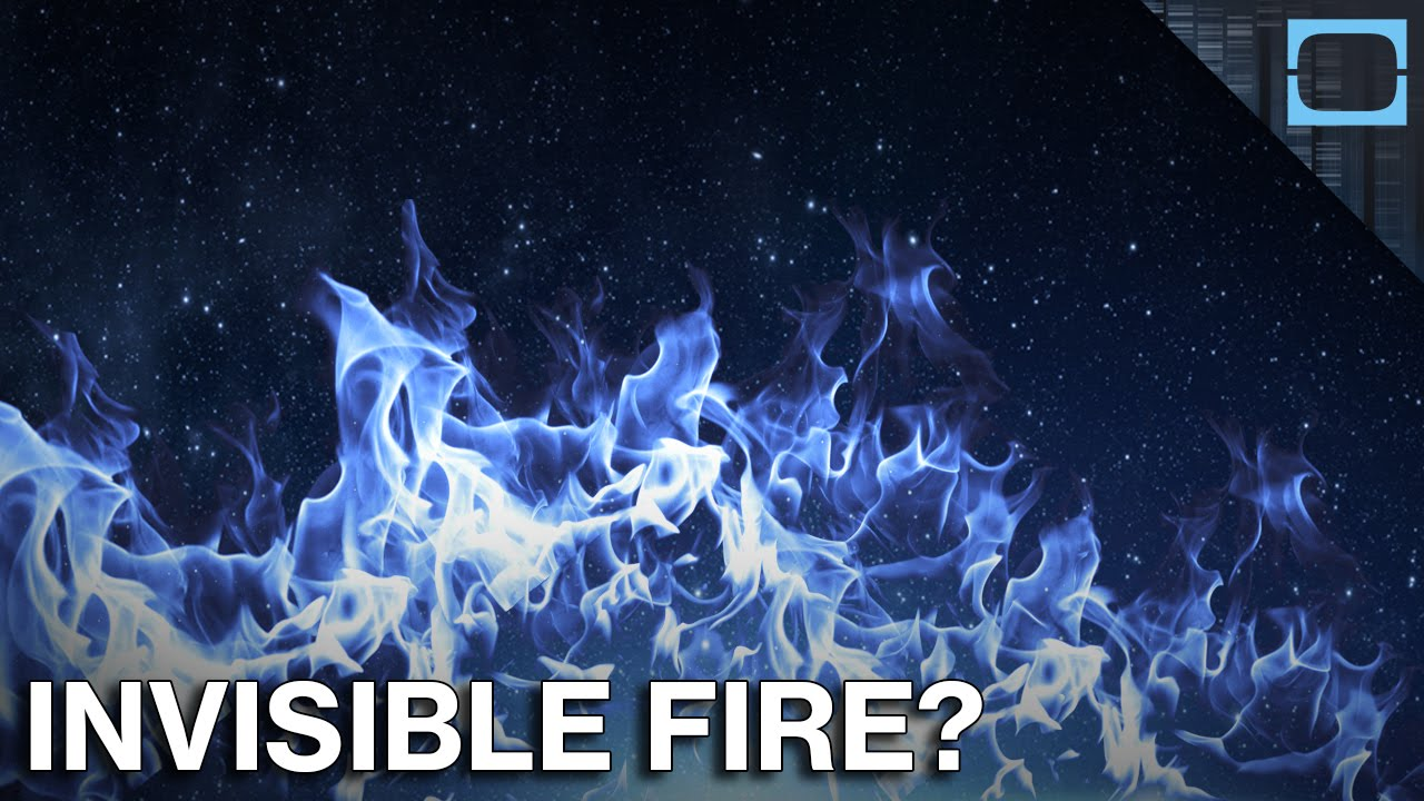 WTF IS INVISIBLE SPACE FIRE?