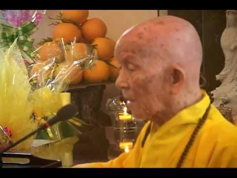 Lễ Khánh Tuế Hòa Thượng Thích Trí Tịnh - 95 Tuổi