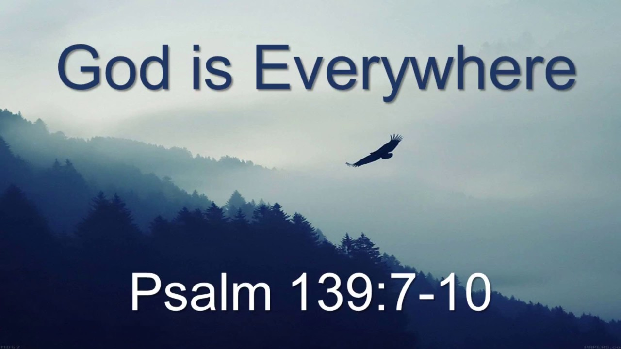 Image result for Psalm 139:7
