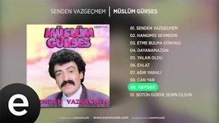 Haydar Haydar (Müslüm Gürses) Official Audio #haydarhaydar #müslümgürses - Esen Müzik