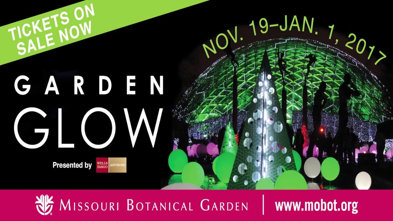 Garden Glow 2016. Missouri Botanical Garden